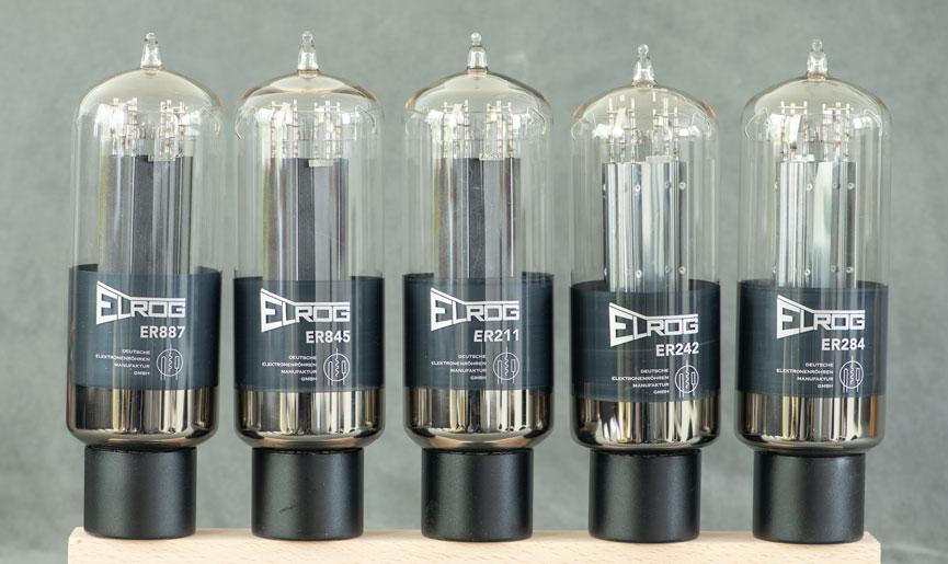 ELROG Vacuum Tubes