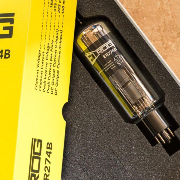 Vacuum Tube - ELROG ER274B