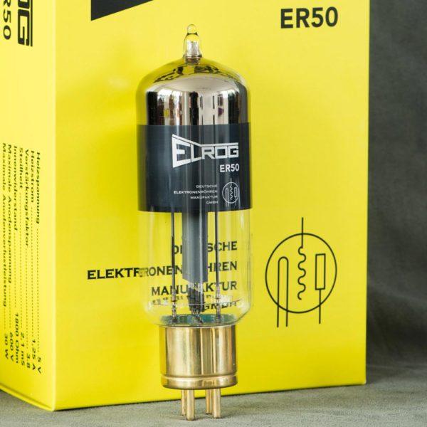 Vacuum Tube - ELROG ER50